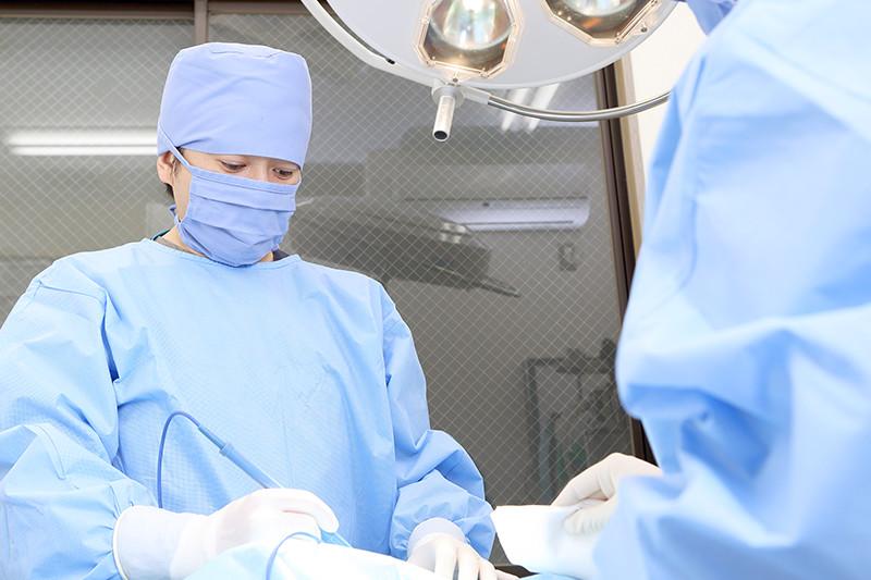 外科手術・がん治療も積極的に行っています。